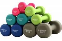 PROIRON Pesi Palestra in Casa Fitness e Palestra Manubri e Pesi Fitness Pesi Per Palestra Manubrio (Set di 2) 2 x 5kg