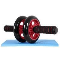 Songmics AB Roller per Fitness Allenamento di Muscoli Addominali e di Muscoli di Braccio per Dimagrimento Adatto per Uomo Donna SPU75R