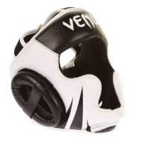Venum Challenger 2.0 Caschetto MMA, Nero/Bianco, Taglia Unica