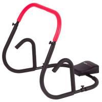 Ultrasport AB Trainer, un trainer addominale professionale per allenare a casa in modo intensivo i muscoli addominali. Pieghevole e non ingombrante