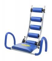 Fitfiu AB8002-Panca per addominali, colore: blu