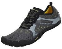 timeless design 9a57c a62a9 SAGUARO Scarpe Barefoot Uomo Donna,Scarpe da Trail Running Scarpe da Corsa  su Strada,
