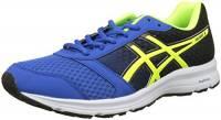 Asics Patriot 9, Scarpe Running Uomo, Blu (Victoria Blue/Safety Yellow/Black 4507), 43.5 EU