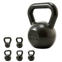 PROIRON Kettlebell ghisa 4kg per la palestra domestica Forma fisica & addestramento di peso & potenziamento muscolare