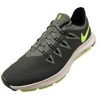 the best attitude 8a3a3 b11fe Nike Quest, Scarpe da Atletica Leggera Uomo, Multicolore (Cool Grey Lime  Blast