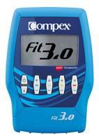 Compex Fit 3.0 Elettrostimolatore, Blu