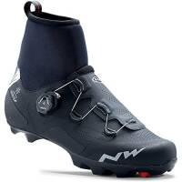 NORTHWAVE RAPTOR ARCTIC GTX MTB scarpe invernali scarpe strada nero, Taglia:gr. 45