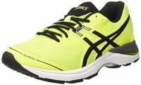 Asics Gel-Pulse 9, Scarpe Running Uomo, Giallo (Safety Yellow/Black/Carbon), 43.5 EU