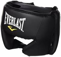 Everlast - Casco classico da boxe in  finta pelle Durahide