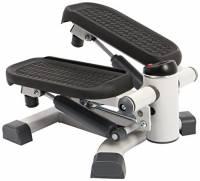 SportPlus Stepper Fitness 2-in-1, Stepper Obliquo/Side-Stepper, Up and Down Stepper | Mini Stepper Professionale