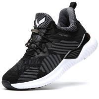 new concept 52185 2c998 Scarpe Sportive Bambini e Ragazzi Scarpe da Corsa Ginnastica Respirabile  Mesh Running Sneakers Fitness Casual