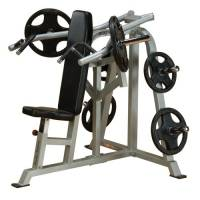 body solid leverage shoulder press lvsp