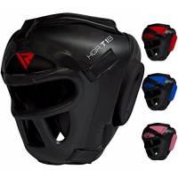 RDX COMBOX - Casco Protettivo Box, Nero, M