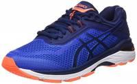 Asics GT 2000 6, Scarpe Running Uomo, Blu (Imperial/Indigo Blue/Shocking Orange 4549), 46 EU