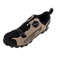 SIDI MTB Sd15, Scarpe da Ciclismo Uomo, Marrone (Sand/Black), 43 EU