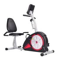 Cyclette Orizzontale Ultra-silenziosa a casa con Controllo Magnetico Cyclette Attrezzature per Allenamento Riabilitazione Dispositivo per Allenamento Arti Super(Fitness)