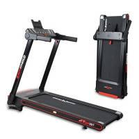 Movi Fitness Tapis roulant Professionale MF397, Pieghevole salvaspazio, Bluetooth, App Fitshow, Elettrico,12 km/h,Top di Gamma,Motore 2,5 HP Max, Extra Slim