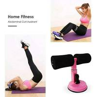 Trade Shop - ATTREZZO per Addominali Fitness Ventosa Sport Spugna Caviglie Curl Push UP Sit - 17260
