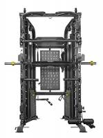 Force USA Monster G6 Power Rack, Funzionale Trainer & Smith Machine Combo. novità 2019!
