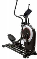 no bland Cyclette ELLITTICA Professionale Elliptical Magnetica ERGOMETRO con Display LCD