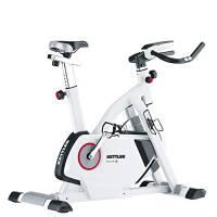 Kettler Ciclo Indoor Bicicletta Racer 3, Adulti Unisex, Nero, Grigio, Taglia Unica