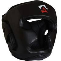 AQF Caschetto Boxe MMA Allenamento Protezione Testa Muay Thai Completa Casco Boxe per Combattimento Sportiva