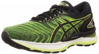 ASICS Gel-Nimbus 22, Scarpe running uomo, Giallo (SafetyYellow/Black 751), 47 EU