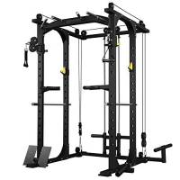 novi Power Rack, Comprehensive Home Power Rack Cage Regolabile Attrezzatura per Il Fitness Multifunzione (Asuka Frame Trainer)