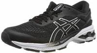 ASICS Gel-Kayano 26, Scarpe da Running Donna, Nero (Black/White 001), 40 EU
