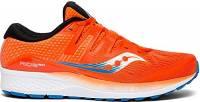 "Saucony Ride ISO, Scarpe running uomo, Arancione (Orange/Blue 36), 45 EU"""