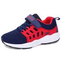 Ragazzi Scarpe da Corsa Scarpe da Ginnastica per Ragazze Scarpe Sportive per Bambini Sneakers Formatori Blu 27 EU
