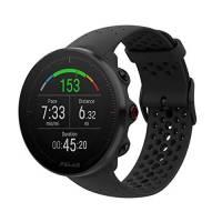Polar Vantage M, Sportwatch per Allenamenti Multisport, Corsa e Nuoto, Impermeabile con GPS e Cardiofrequenzimetro Integrato, Unisex – Adulto, Nero, M/L