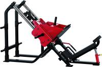 Reverse Leg Press sl7020 Impulse – Stampa a cosce inclinata a 45 Grado