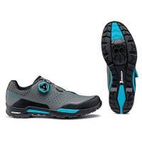 Northwave Sapatos MTB Nw X-Trail Plus Wmn, Scarpe da Ciclismo Donna, Multicolor, 36 EU