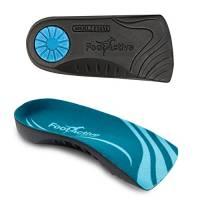 FootActive CASUAL PREMIUM - Contro la spina calcaneare e i dolori al piede (42-43) M