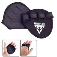 PULLUP & DIP Guanti Palestra, Grip Pads Per Pull-ups, Fitness, Bodybuilding & Sollevamento Pesi, Paracalli In Neoprene Per Una Presa Perfetta