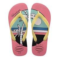 Havaianas Top Vibes, Infradito Donna, Multicolore (Pink Porcelain 7600), 41/42 EU