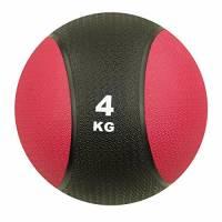 Carnegie 4kg Palla Medica Fitness Ball Palla per Esercizi Crossfit della Palla Kraft Training