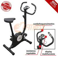 C201NeFF Offerta Cyclette ciclette Easy Belt Cardio Fitness Home Gym Bike Bici da Camera Resistenza Allenamento in casa