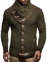 Leif Nelson Sweater-Cachi Medium
