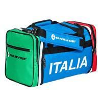 Danver Italia Medium Borsone Sportivo, Blu, 45 l