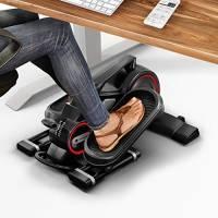 Fai movimento anche in ufficio sotto OGNI scrivania – Mini Cyclette ellittica pedaliera con App, Ellittica Deskfit DFX100 Allenamento a casa per rimanere in salute & forma fisica quotidianamente
