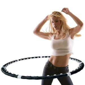 hula hoop con massaggio