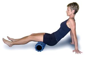 rullo massaggio foam roller grid