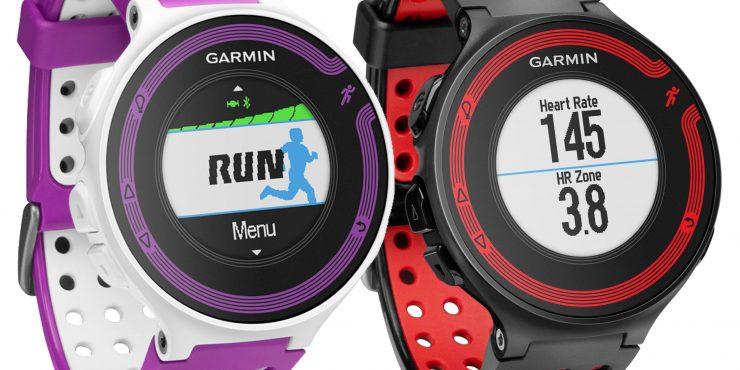 garmin forerunner 220 gps watch
