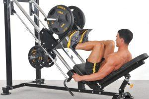 Leg press: la pressa palestra che potenzia le gambe