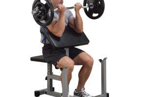 Panca Scott: olio di gomito da alternare ad esercizi multiarticolari