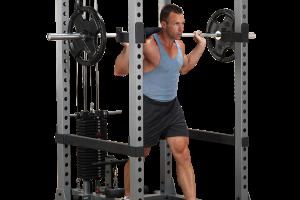 Power rack: classico e Powertec, grande alleato del sollevamento pesi