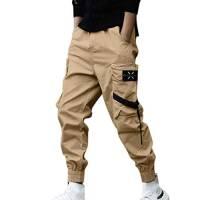 Pantaloni Uomo Estivi Slim Fit,Momoxi Pantaloni Multi-Tasca da Lavoro Casual Nuovi da Uomo alla Moda Pantaloni Trekking Uomo Impermeabile Leggero Traspiranti Arrampicata Montagna All'Aperto