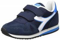 Diadora Simple Run PS, Scarpe da Ginnastica, Corsair/Sky-Blue Blithe, 28.5 EU